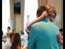 Танец с папой на свадьбе. 09.08.2014. Очень трогательно