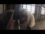 Музицируем на музейном экспонате)) из сериала