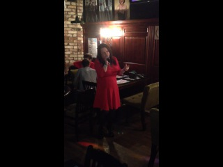 Эта песня простая...Караоке зал в Ресторане