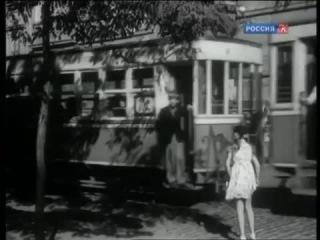 Девочка и крокодил (1956), фрагмент фильма.