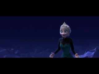 Frozen Elza's song - Let It Go (Idina Menzel)