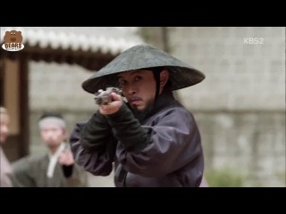Чосонский стрелок / Gunman in Joseon / The Chosun Shooter / 조선 총잡이 - 22 серия [FSG Bears]