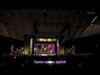 Jessica (SNSD) & Krystal (f(x)) - Tik Tok (Ke$ha cover) (рус. караоке)