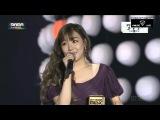 SNSD TaeTiSeo - Kpop Fan's Choice Female @ MAMA 2014 in HongKong