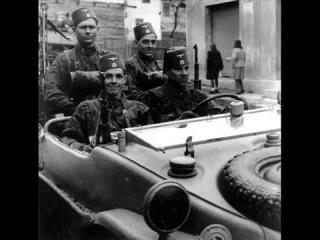 Waffen SS Muslim Soldaten of the 13th SS Handschar 21st SS 'Skanderbeg' Mountain Division's