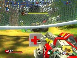 Serious Sam 2 -битва с Зум-Зум