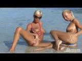 скандальное видео!!! Надежды Ермаковой !!! и Наталья Варвиной !!! на доме 2 эротика на пляже