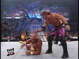 (WWEWM) WWE Smackdown 02.05.2002 - Hulk Hogan (c) vs. Chris Jericho (No Disqualification Match for WWE Undisputed Championship)
