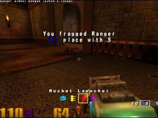 quake 3 arena хардкорчик 2