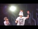141214 1412/13/14 Japan Arena Tour SHINee World 2014 I'm Your Boy- Kobe Onew Birthday solo dance