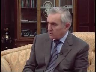 За три недели до отставки М.М.Зязикова