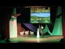 Закрытие недели кавказских культур. Ансамбль Лезгинка-Парный танец