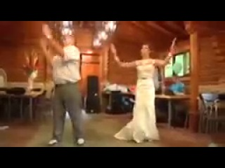 Танец на свадьбе Невесты и отца