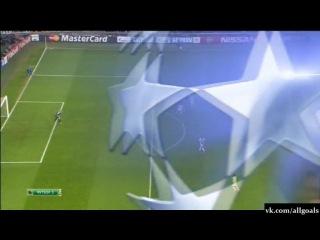 Аякс 0-2 Барселона / Гол Месси