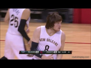 New Orleans Pelicans vs Houston Rockets - December 18, 2014