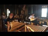 Музыка на древних вьетнамских инструментах