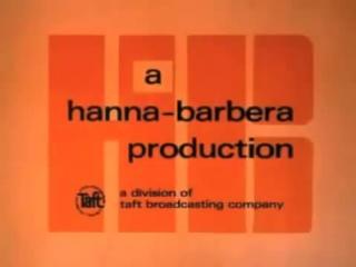 Hanna-Barbera Productions Logo 1968-1974