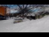 Дорожный армагеддон в Ростове-на-Дону! (Февраль 2014)