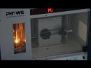 Сканирование кристалла при помощи рентгеновского излучения