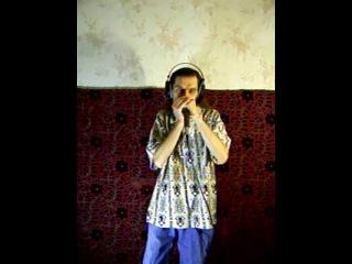 Блюз-микс 1, Мирослав Панасенко, губная гармошка (харп), blues harmonica (harp)