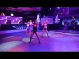 Reggaeton on Grand Social Party (14.12.14) - choreo by Karina Chu