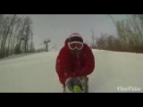 skiboarder speedtest stepanovo 2015