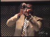 Sean Jones' trumpet solo on