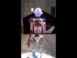 Знакомство с роботом.