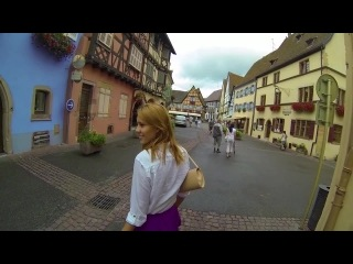Route des vins d'Alsace (France 2013)