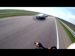 Go Pro - KTM покатушки