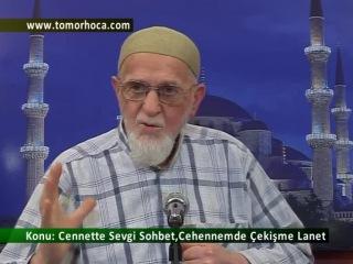 Cehennemde Azaplar Günahlarla Eşit Olacak Ahmet Tomor Hocaefendi