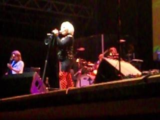 Blondie Maria live Wien 2014