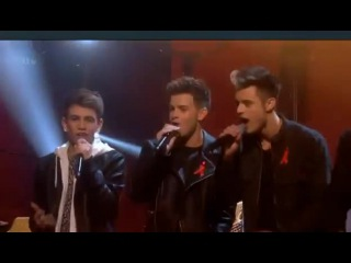 Queen & Adam Lambert. Somebody to Love. The X Factor UK 2014.