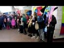Щедрівки в києвському метро