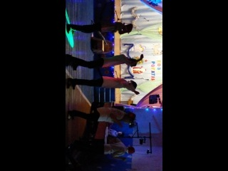 флешмоб новый год mash-up мэшап танец 2015