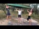 Jura Fedosov-Ice Bucket Challenge 27/08/2014