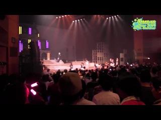 YNN NMB48 CHANNEL NMB 48 Tour 2014 In Summer - Sekai no chūshin wa Osaka ya ~Namba jichiku~ butaiura 3