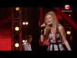 Х-фактор-5 -Ирина Василенко - Wrecking Ball(Rus Version) -Тренировочный лагерь (25.10.2014)
