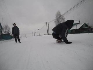 Зима Аnton Shamidanov