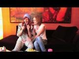 Импровизация. Интервью Жозефины с премьеры Сапфировой книги в Кельне.