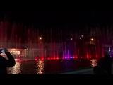 музичний фонтан в Аркадия сити