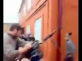 Стрельба из пулемёта на свадьбе - Mp4 - 720p