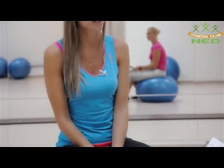 Волкова Мария - инструктор групповых программ фитнес клуба