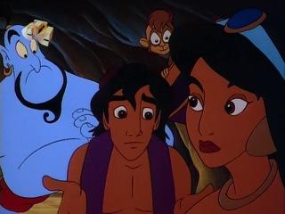 Аладдин (Aladdin) - В глазах смотрящего (2 Сезон. 13 Серия)