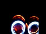 Биксеноновые линзы с двойными ангельскими глазками