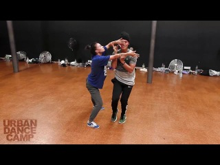 "Keone & mariel madrid :: ""stay with me"" by sam smith (dance choreography) :: urban dance camp"