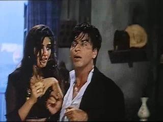 Отрывок из фильма Бадшах Baadshah 1999 4ч