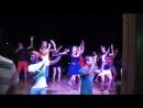 Египет Танец аниматоров