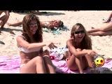 Голые и смешные. На пляже. / Naked & Funny. Surprise Under the Sun