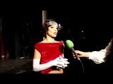 Ирина Медведева: Когда у меня при выходе на сцену порвалось платье, девушка-репортёр кинула мне пальто, чтобы спасти спектакль!